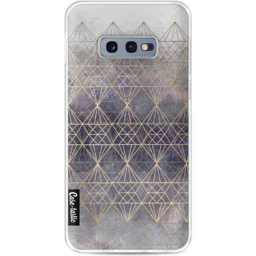 Casetastic Softcover Samsung Galaxy S10e - Cold Diamonds