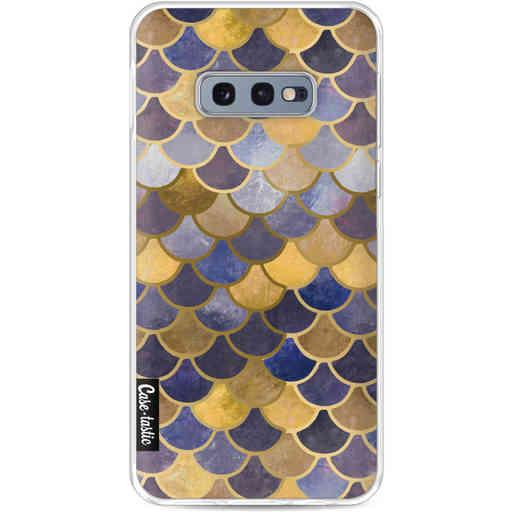 Casetastic Softcover Samsung Galaxy S10e - Sapphire Scales