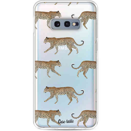 Casetastic Softcover Samsung Galaxy S10e - Hunting Leopard