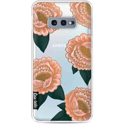 Casetastic Softcover Samsung Galaxy S10e - Winterly Flowers