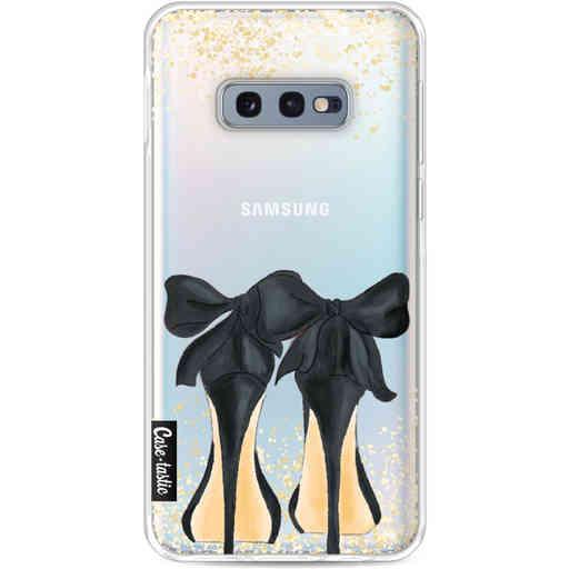 Casetastic Softcover Samsung Galaxy S10e - Sparkling Shoes
