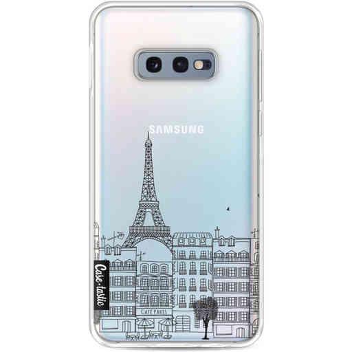 Casetastic Softcover Samsung Galaxy S10e - Paris City Houses