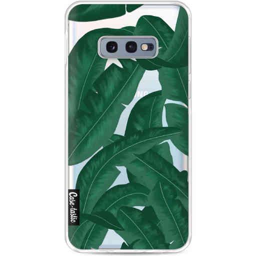 Casetastic Softcover Samsung Galaxy S10e - Banana Leaves