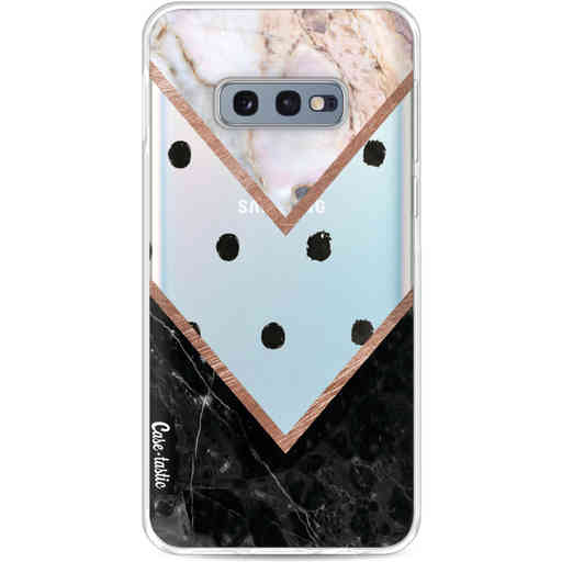 Casetastic Softcover Samsung Galaxy S10e - Mix of Marbles