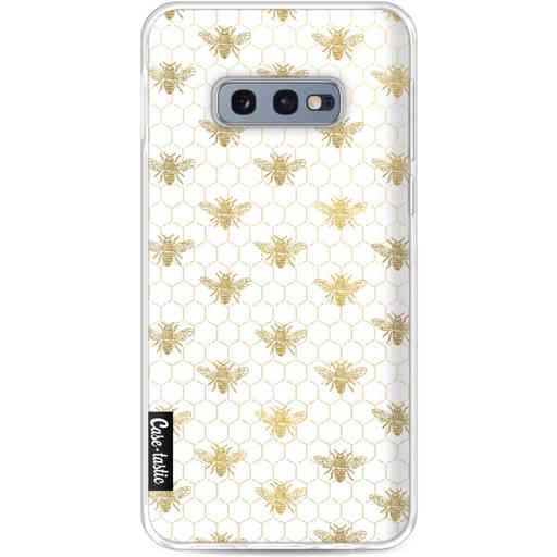 Casetastic Softcover Samsung Galaxy S10e - Golden Honey Bee