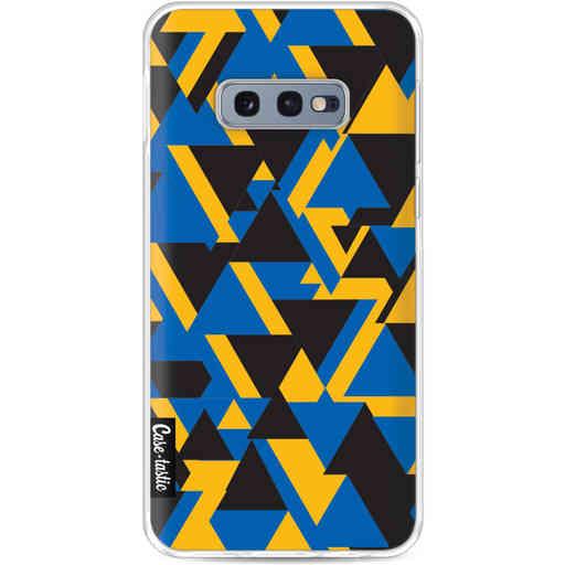 Casetastic Softcover Samsung Galaxy S10e - Mixed Triangles