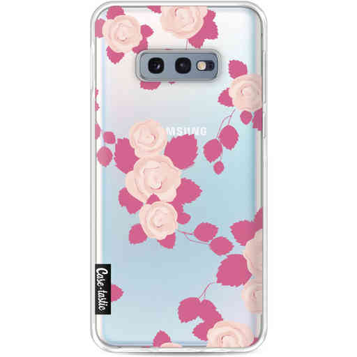 Casetastic Softcover Samsung Galaxy S10e - Pink Roses