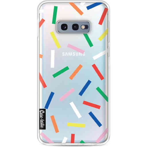 Casetastic Softcover Samsung Galaxy S10e - Sprinkles