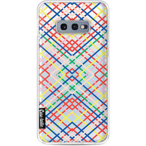 Casetastic Softcover Samsung Galaxy S10e - Weave Pattern