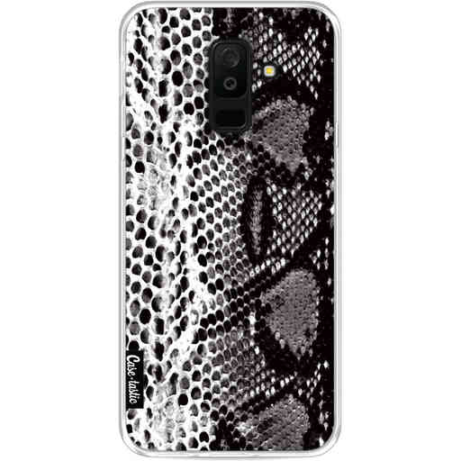 Casetastic Softcover Samsung Galaxy A6 Plus (2018) - Snake