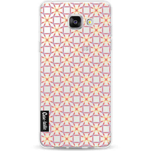 Casetastic Softcover Samsung Galaxy A5 (2016) - Geometric Lines Sweet