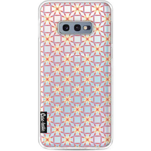 Casetastic Softcover Samsung Galaxy S10e - Geometric Lines Sweet