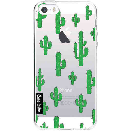 Casetastic Softcover Apple iPhone 5 / 5s / SE - American Cactus Green