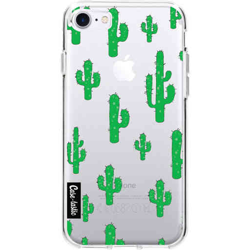 Casetastic Softcover Apple iPhone 7 / 8 / SE (2020) - American Cactus Green