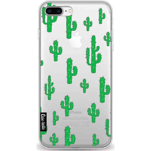 Casetastic Softcover Apple iPhone 7 Plus / 8 Plus - American Cactus Green