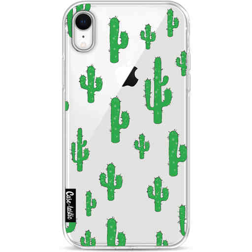 Casetastic Softcover Apple iPhone XR - American Cactus Green