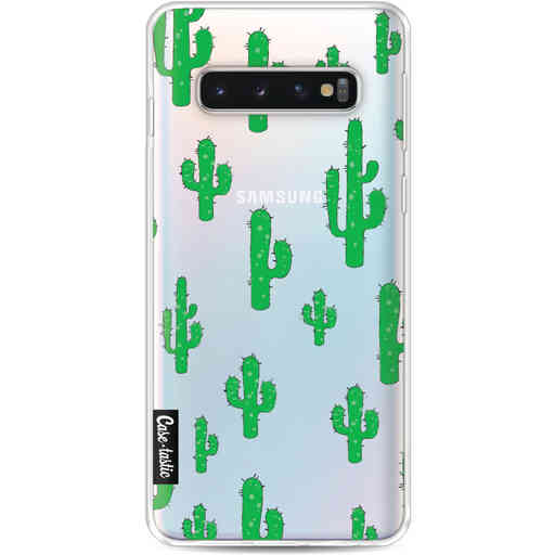Casetastic Softcover Samsung Galaxy S10 - American Cactus Green