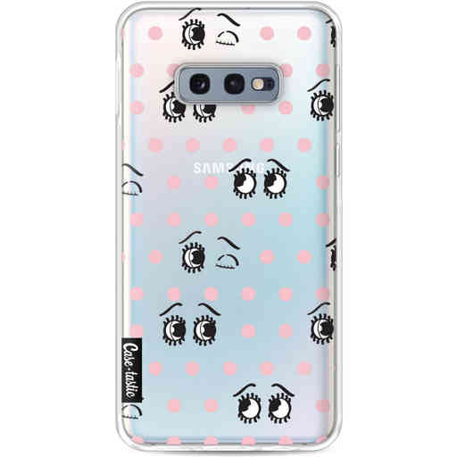 Casetastic Softcover Samsung Galaxy S10e - Eyes On You
