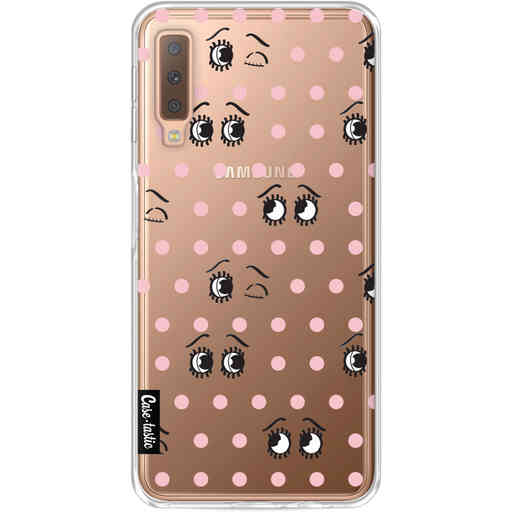 Casetastic Softcover Samsung Galaxy A7 (2018) - Eyes On You