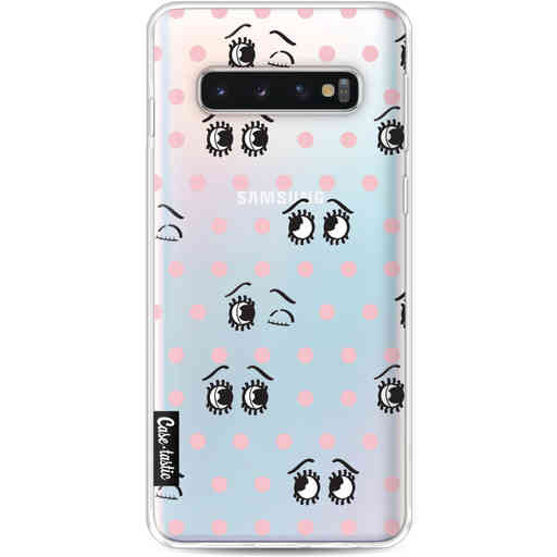 Casetastic Softcover Samsung Galaxy S10 - Eyes On You