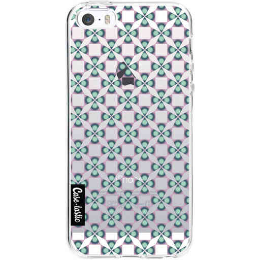 Casetastic Softcover Apple iPhone 5 / 5s / SE - Clover