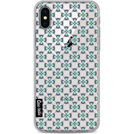 Casetastic Softcover Apple iPhone X / XS - Clover