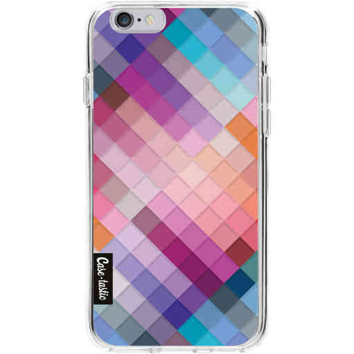 Casetastic Softcover Apple iPhone 6 / 6s - Seamless Cubes