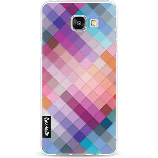 Casetastic Softcover Samsung Galaxy A5 (2016) - Seamless Cubes