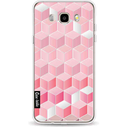 Casetastic Softcover Samsung Galaxy J5 (2016) - Cubes Vibe