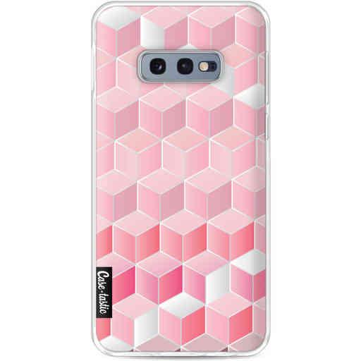 Casetastic Softcover Samsung Galaxy S10e - Cubes Vibe