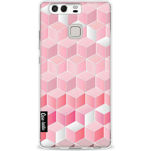 Casetastic Softcover Huawei P9 - Cubes Vibe