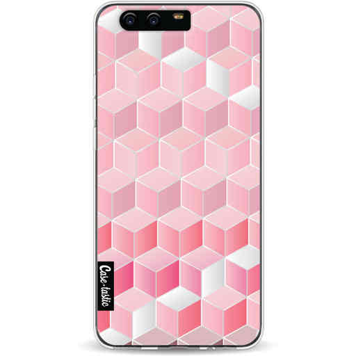 Casetastic Softcover Huawei P10 - Cubes Vibe