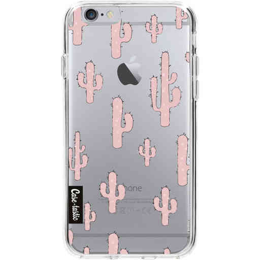 Casetastic Softcover Apple iPhone 6 / 6s - American Cactus Pink