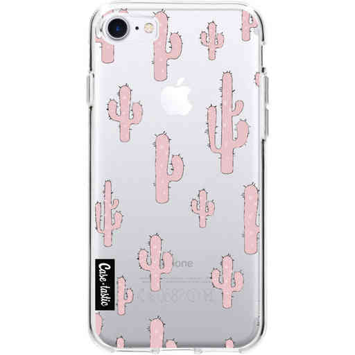 Casetastic Softcover Apple iPhone 7 / 8 / SE (2020) - American Cactus Pink