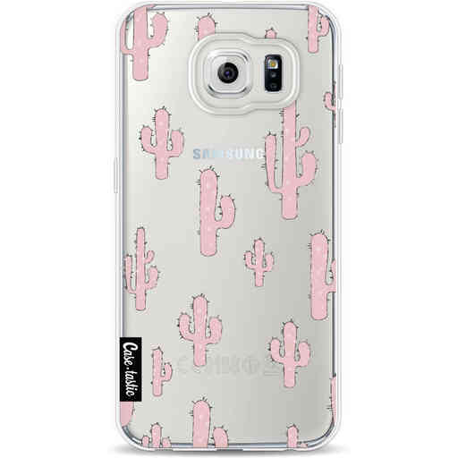 Casetastic Softcover Samsung Galaxy S6 - American Cactus Pink