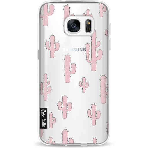 Casetastic Softcover Samsung Galaxy S7 - American Cactus Pink