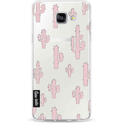 Casetastic Softcover Samsung Galaxy A5 (2016) - American Cactus Pink