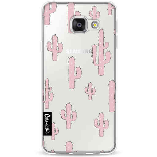 Casetastic Softcover Samsung Galaxy A3 (2016) - American Cactus Pink