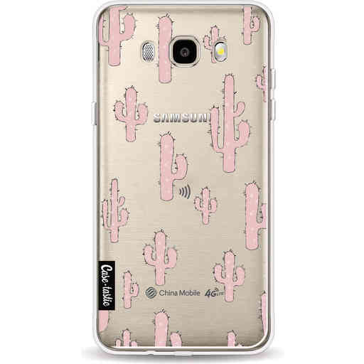 Casetastic Softcover Samsung Galaxy J5 (2016) - American Cactus Pink