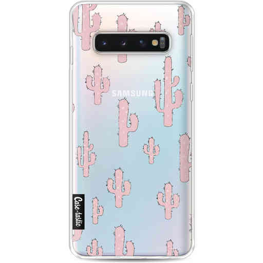 Casetastic Softcover Samsung Galaxy S10 - American Cactus Pink