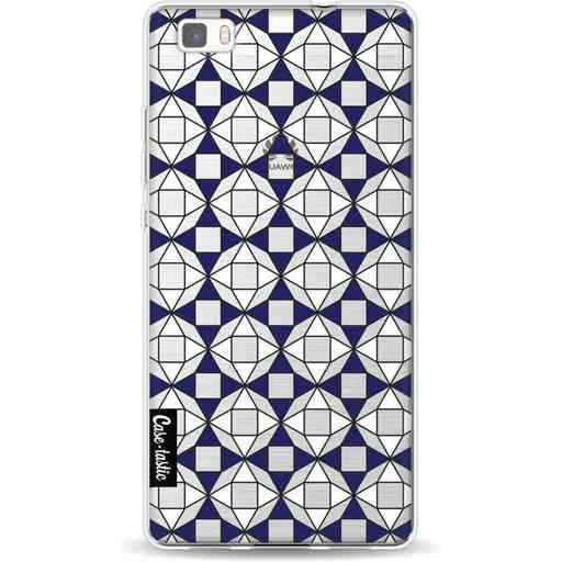 Casetastic Softcover Huawei P8 Lite (2015) - Castelo Tile