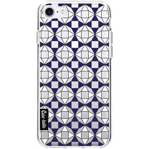 Casetastic Softcover Apple iPhone 7 / 8 / SE (2020) - Castelo Tile