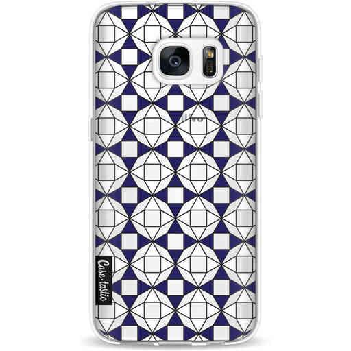 Casetastic Softcover Samsung Galaxy S7 - Castelo Tile