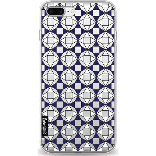Casetastic Softcover Apple iPhone 7 Plus / 8 Plus - Castelo Tile
