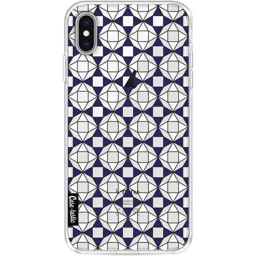 Casetastic Softcover Apple iPhone XS Max - Castelo Tile