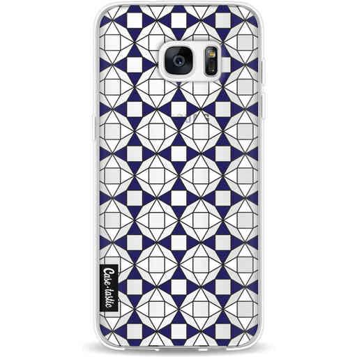 Casetastic Softcover Samsung Galaxy S7 Edge - Castelo Tile