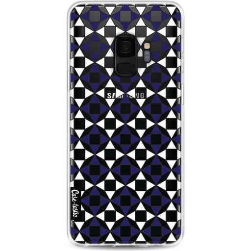 Casetastic Softcover Samsung Galaxy S9 - Castelo Tile
