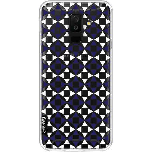 Casetastic Softcover Samsung Galaxy A6 Plus (2018) - Castelo Tile