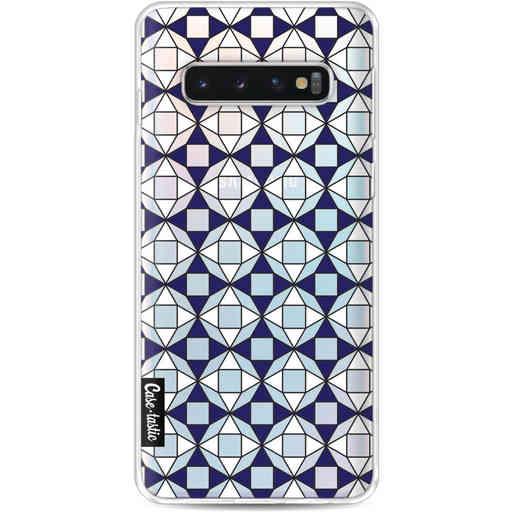 Casetastic Softcover Samsung Galaxy S10 - Castelo Tile