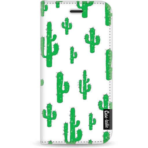 Casetastic Wallet Case White Apple iPhone 6 - American Cactus Green